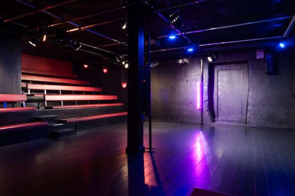 Hyra Scen Teater Barbara