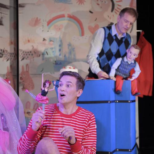 Barbie-Nils - Teater Barbara