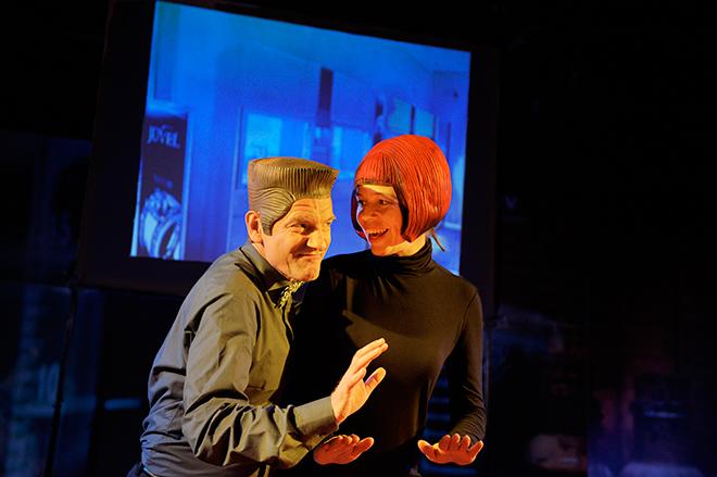 Åsiktsmaskinen - Teater Barbara