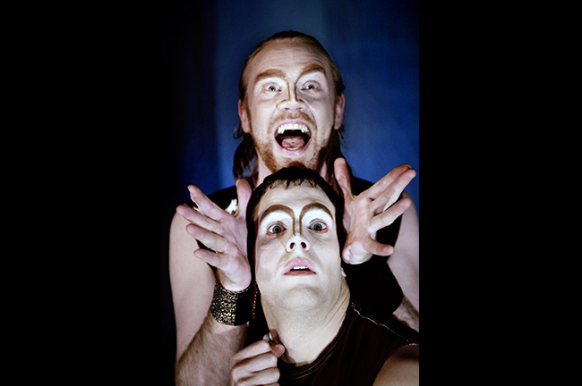 Perseus - Teater Barbara