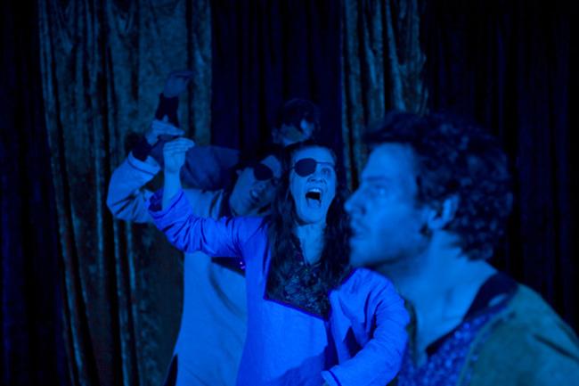 Tusen och en Natt - Teater Barbara