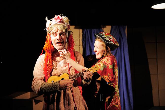 Hoppsan - Teater Barbara