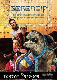Serendip Affisch - Teater Barbare